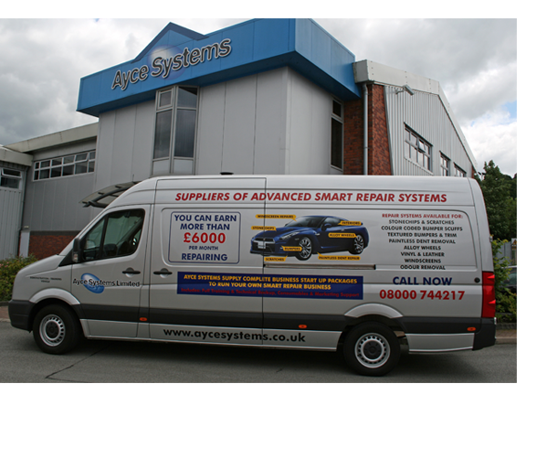 Ayce Systems Mobile Van Installations