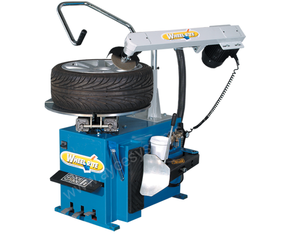 Ayce Systems Wheelrite Pro Alloy Wheel Repair Machine