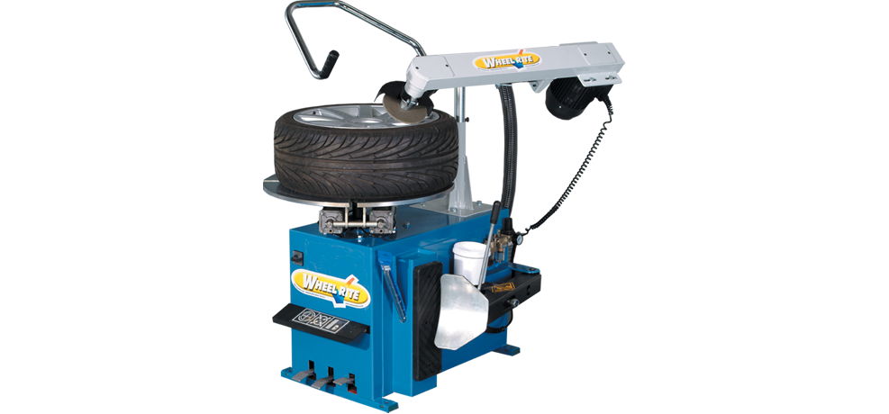 Alloy Wheel Repair Equipment from Ayce Systems