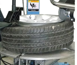 Alloy Wheel Repair Training from Ayce Systems