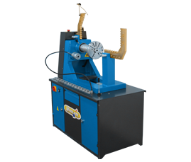 Alloy Wheel Straightening Machine