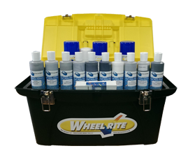 Alloy Wheel Refurbishment Starter Kit