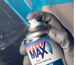 SprayMax paint repair training from Ayce Systems