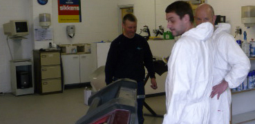 Ayce Systems' hands-on practical smart repair training courses