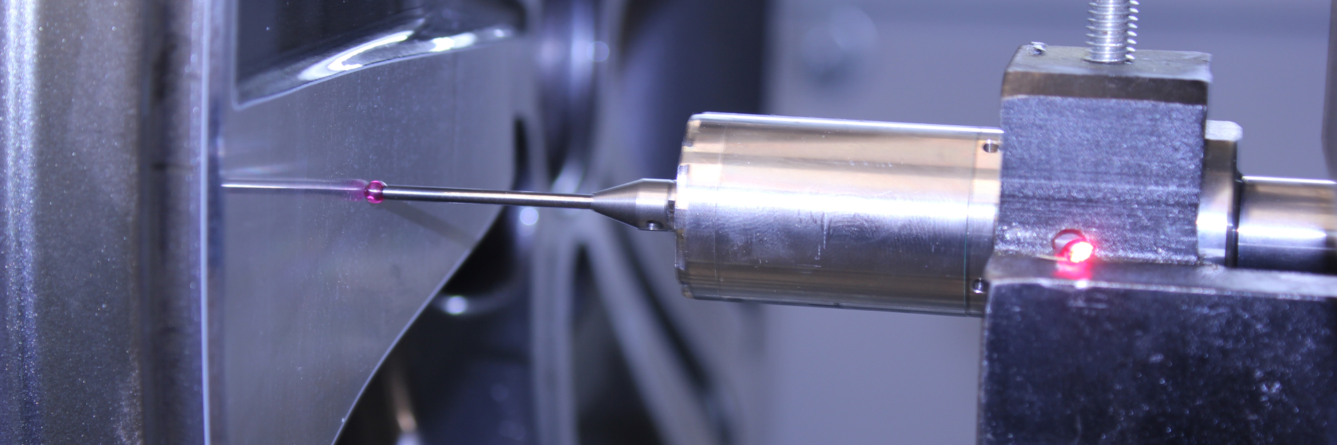 Ayce Systems' Alloy Wheel CNC Lathe Self Plotting Probe