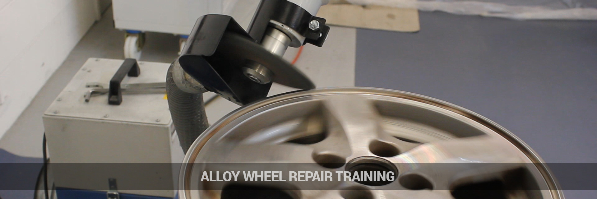 Ayce Systems Alloy Wheel Repair Training courses
