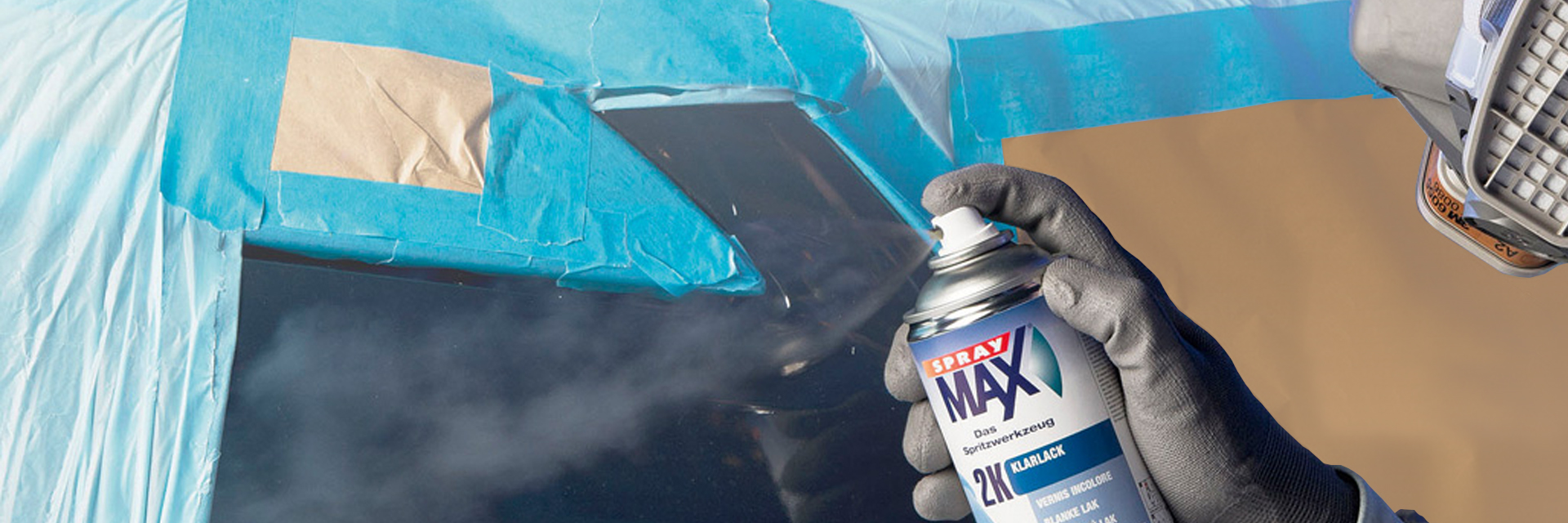 Ayce Systems SprayMax Paint Repair training course
