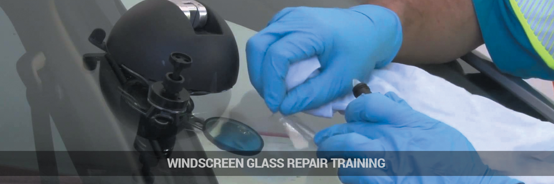 Ayce Systems windscreen and glass repair training courses